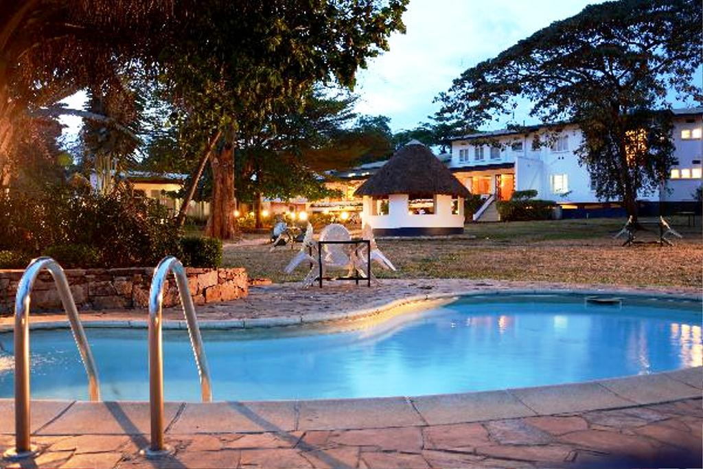 Accommodation in Mt Elgon National park