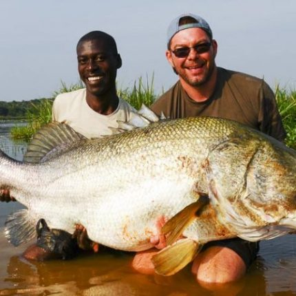 Fishing Safari Murchison Falls Uganda