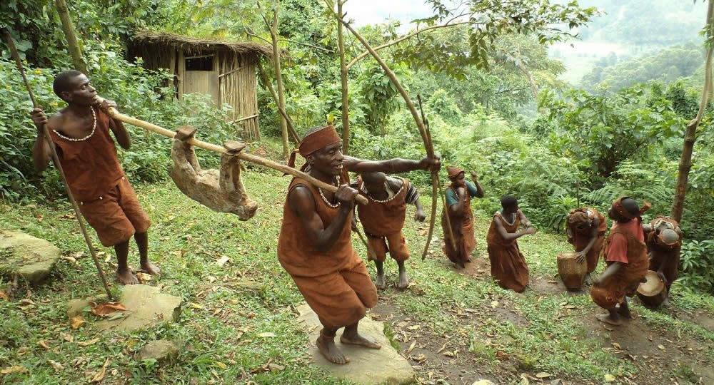 Batwa experience, bwindi national park
