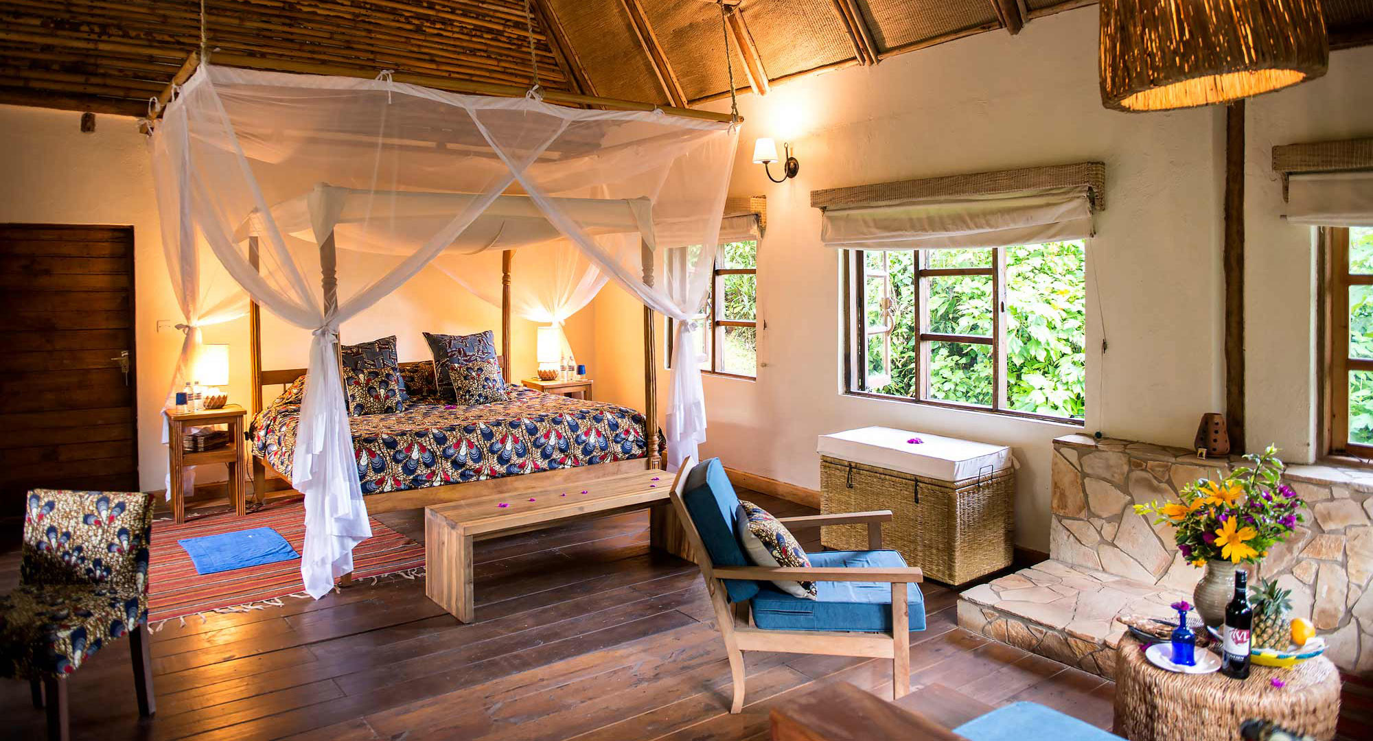 Where to reside in Bwindi, Lodges in Bwindi impenetrable National park